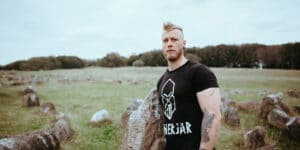 stylish training garments for vikings and norse weight lifting gear einherjar wear attire for women road garments and nordic men clothing