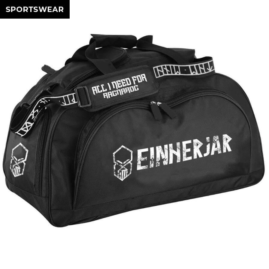 einherjar sports fitness viking bag for training